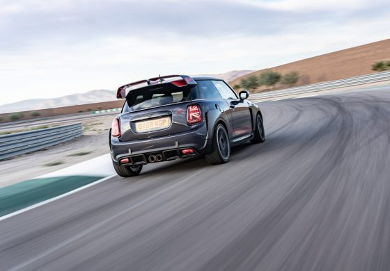 La Nuova MINI John Cooper Works GP