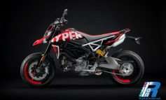 Ducati presenta la nuova versione Hypermotard 950 RVE
