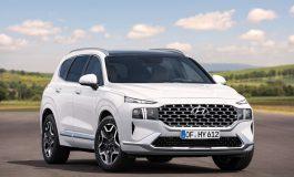 Hyundai svela Nuova Santa Fe, l'icona dei SUV ancora più premium