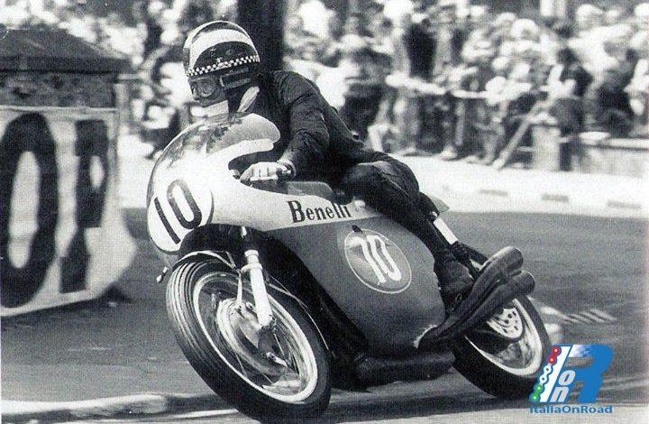 Quella brutta vicenda di Read con la Benelli al TT del 1969