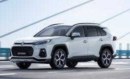 Nuova ACROSS, figlia della collaborazione tra Suzuki e Toyota
