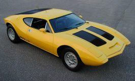 Le favolose GT anni '60: la AMC AMX/3 una Gran Turismo italo americana