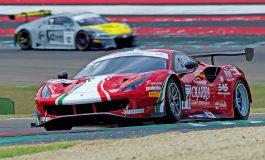 CIGT - La Ferrari 488 GT3 di AF Corse si aggiudica la prova di Imola
