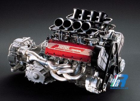 I motori Ferrari V8, e non solo