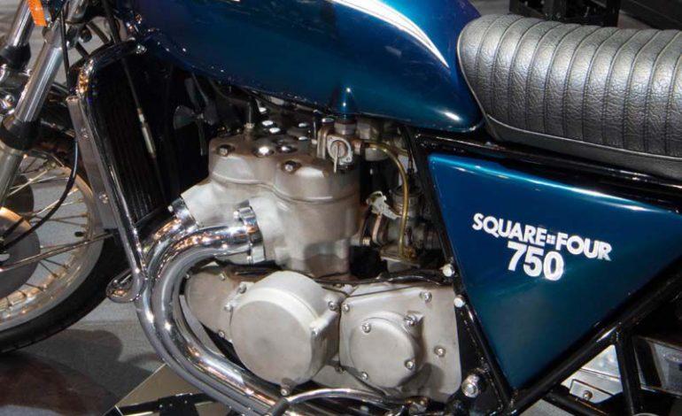 Due moto giapponesi ed una inglese anni '70 rimaste allo stadio di prototipo