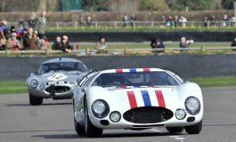 La Maserati Tipo 151 alla 24 ore di Le Mans