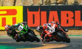 WorldSBK - Ad Aragon è botta e risposta tra Redding e Rea
