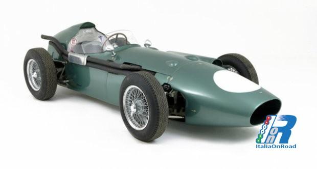 """L'Aston Martin """"ritorna"""" in Formula 1"""