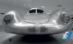La Porsche Typ 64, la numero 0 (zero)