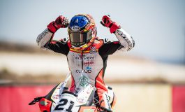 WorldSBK - Brilla la stella di Michael Rinaldi. Ad Aragon Rea allunga in classifica