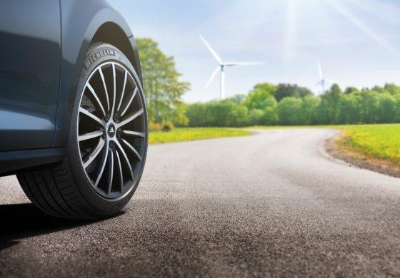 Michelin e.PRIMACY - Il pneumatico eco-responsabile, fatto per durare