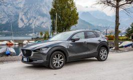 Prova Mazda CX-30 col motore Skyactiv-X