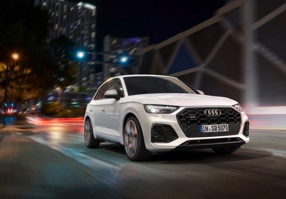 Nuova Audi SQ5 TDI: elettrificazione sportiva