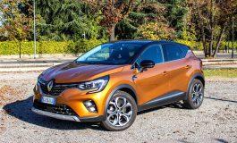 Prova Renault Captur: migliorare un modello di successo? Si può!