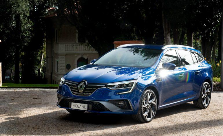 Nuova Renault Megane Sporter E-Tech Plug-in Hybrid: Energia per il tuo business