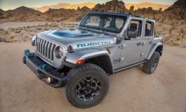 """Debutta Jeep Wrangler 4xe """"First Edition"""""""