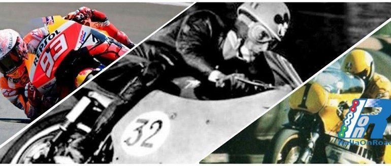 I piloti laureati Campioni del Mondo all'esordio nella Top Class
