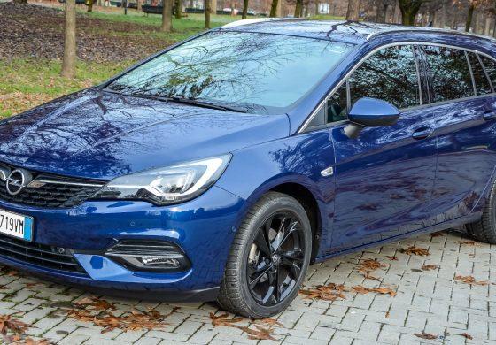 Prova Opel Astra Sports Tourer, spazio a volontà per viaggi in pieno relax