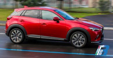Prova Mazda CX-3, il B-SUV giapponese di successo