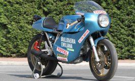 Le due Eagle Ducati di Bruno De Prato: la EAGLE 1