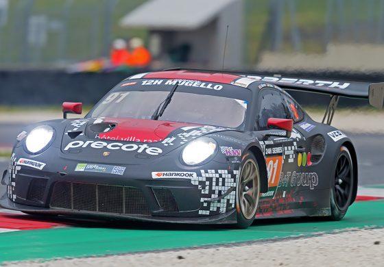Herberth Motorsport domina la Hankook 12H del Mugello