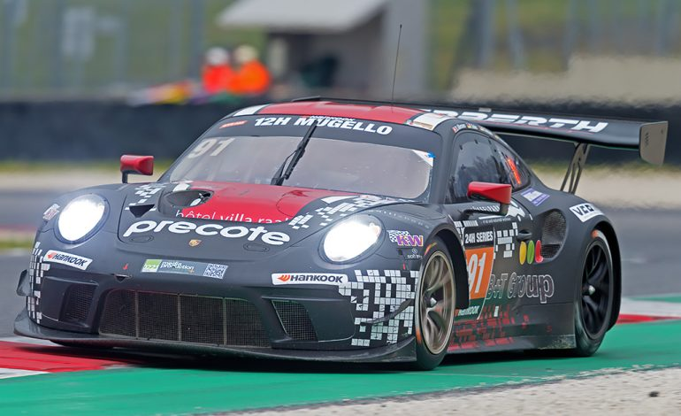 Herberth Motorsport domina la Hankook 12H del Mugello