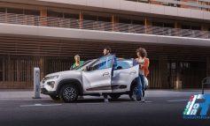 """Nuova Dacia Spring la rivoluzione elettrica """"esclusivamente per tutti"""""""