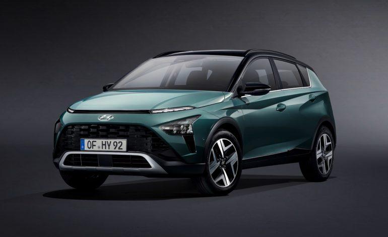 Hyundai presenta BAYON, il nuovo Urban SUV dal design slanciato ed elegante