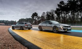 Nuova 508 Peugeot Sport Engineered
