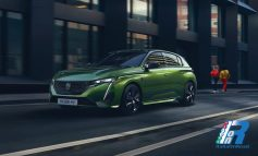 Nuova 308, the new face of Peugeot