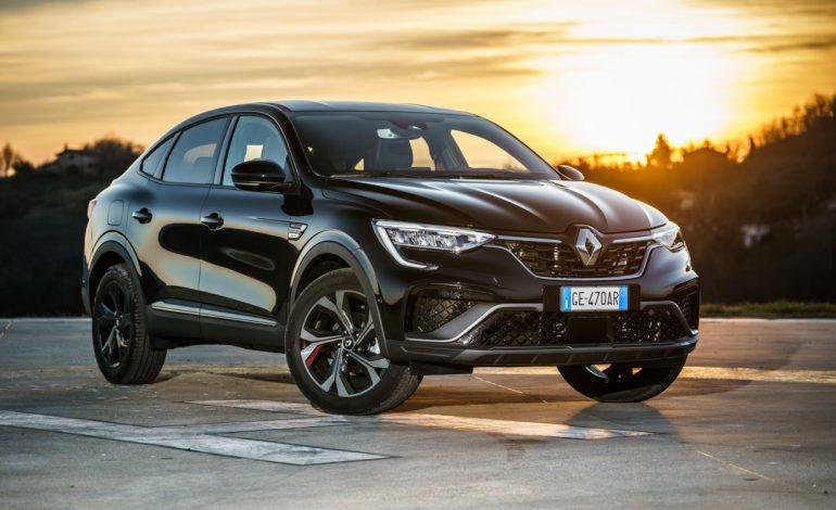 Nuovo Renault Arkana: sportivo, ibrido e spazioso – Potere suvversivo!