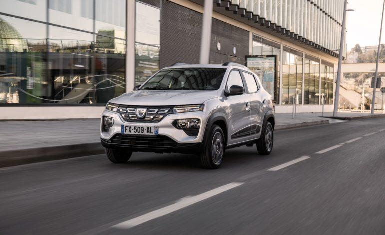 Dacia Spring democratizza i veicoli elettrici