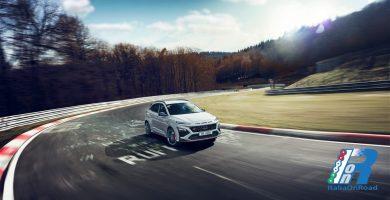 """Hyundai porta le prestazioni degli Sport Utility alla """"N""""sima potenza con Nuova KONA N, un vero SUV sportivo"""