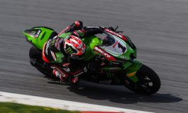 WorldSBK - Rea da record nei test di Barcellona. Ducati seconda con Redding