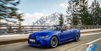 La Nuova BMW M4 Competition M xDrive Cabrio