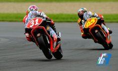 Gran Premio d'Argentina 1998, scontro finale tra Capirossi e Harada per il titolo della 250