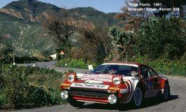Le due vittorie della Ferrari alla Targa Florio (1981/82). Storia della prestigiosa gara siciliana