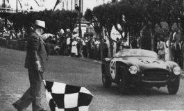 Vittorio Marzotto, l'unico italiano vincitore a Montecarlo con la Ferrari