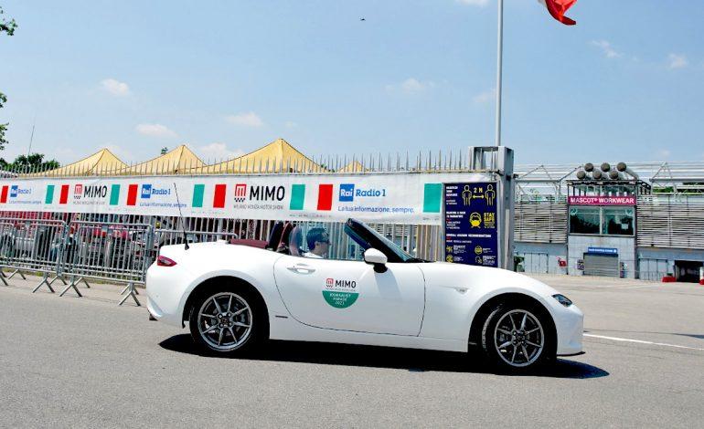 MIMO Motor Show – Tra le strade di Milano Monza con la Mazda MX-5