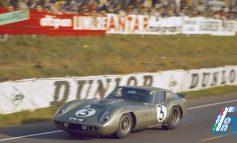 La AC Cobra Coupé A98 del 1964, la sorellastra inglese della Cobra Daytona