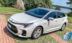 Prova nuova Swace, la familiare Hybrid di Suzuki