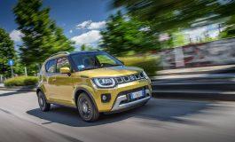 Prova Suzuki Ignis Hybrid