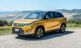 Prova Suzuki Vitara Hybrid