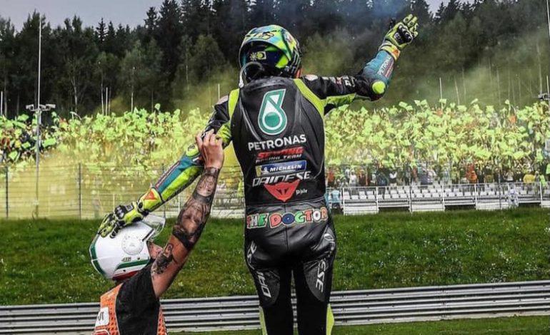 Valentino Rossi, come il mito diventa leggenda – La storia